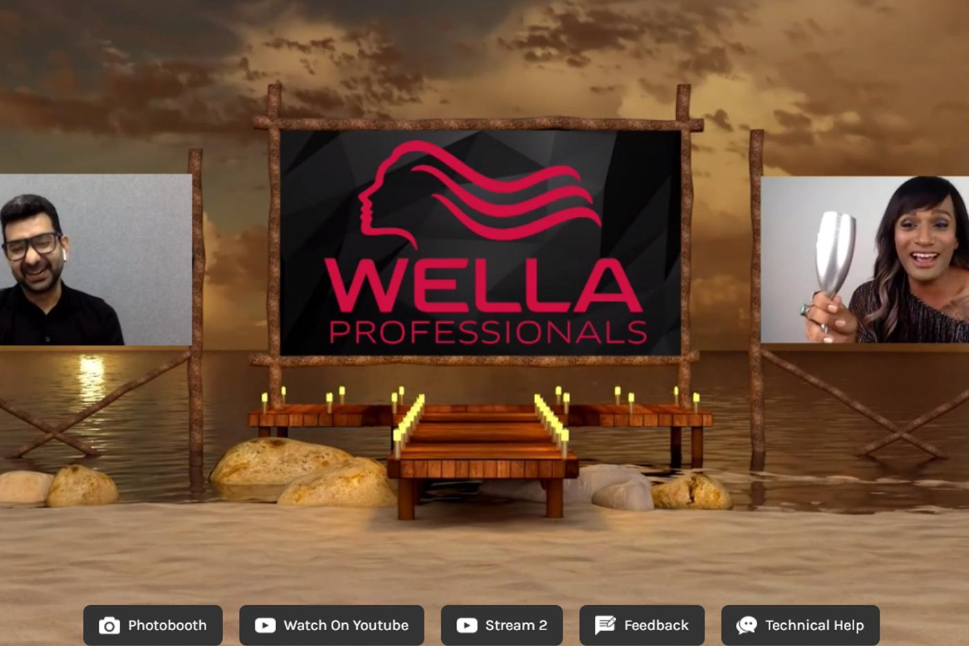 Wella Professionals hosts Illuminage – India's biggest online hair colour event