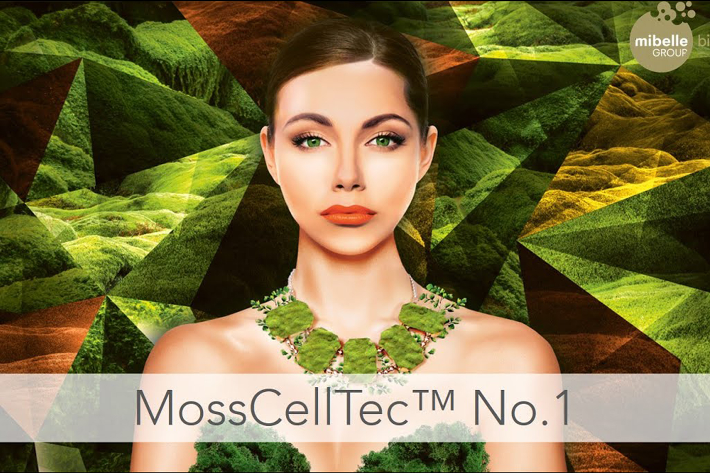 Mibelle experiments with new moss-based technology for skin moisture