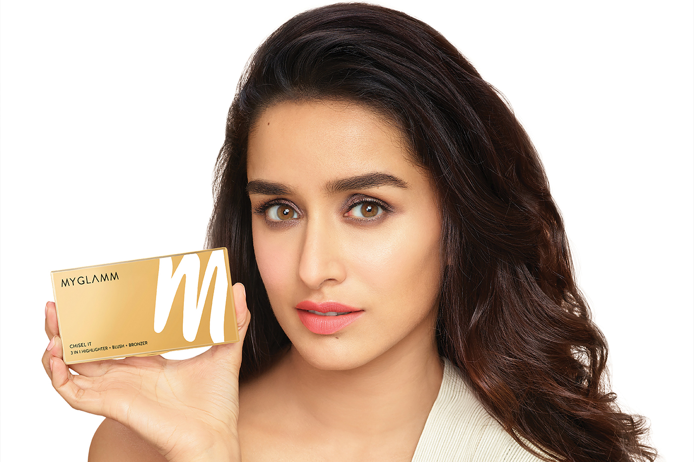 MyGlamm launches its national TVC featuring Shraddha Kapoor