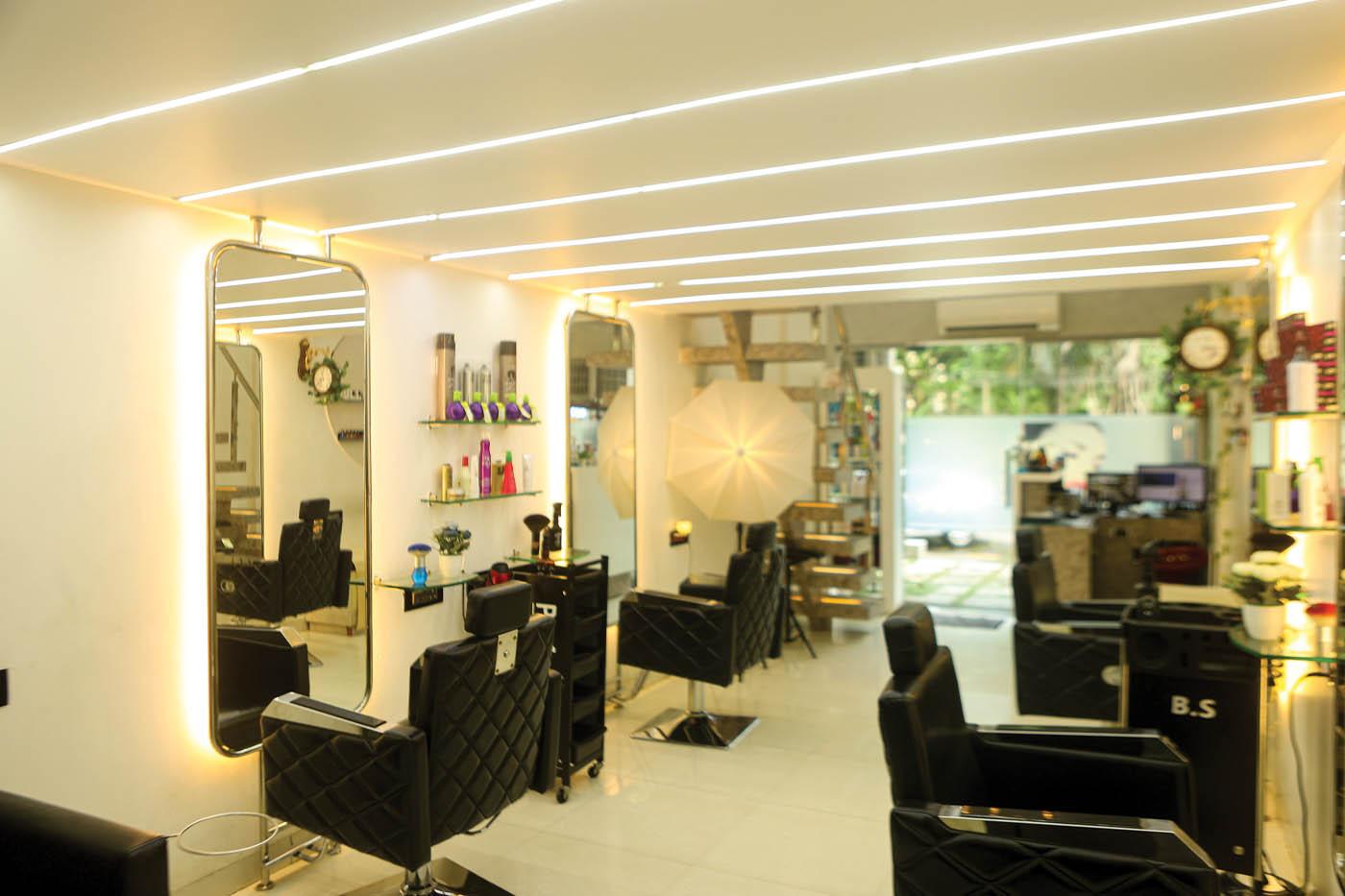 Small is Beautiful: Yogi's Hair & Beauty Studio