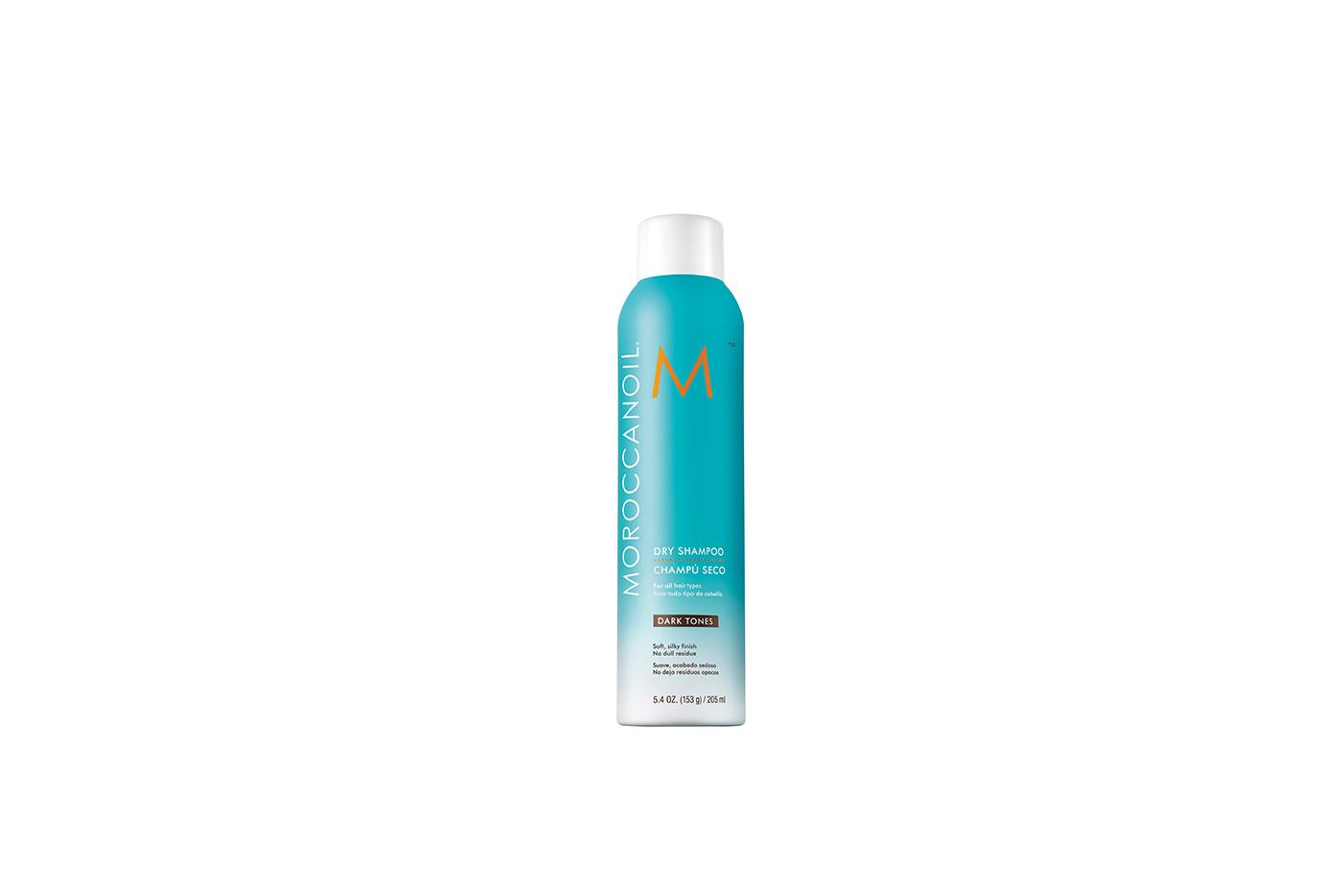 Moroccanoil dry shampoo for light or dark tones