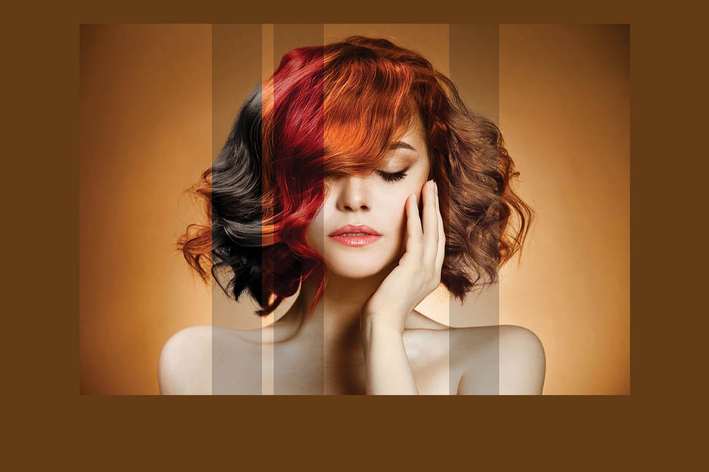 Seamless Blend – The New Haircolour Trend