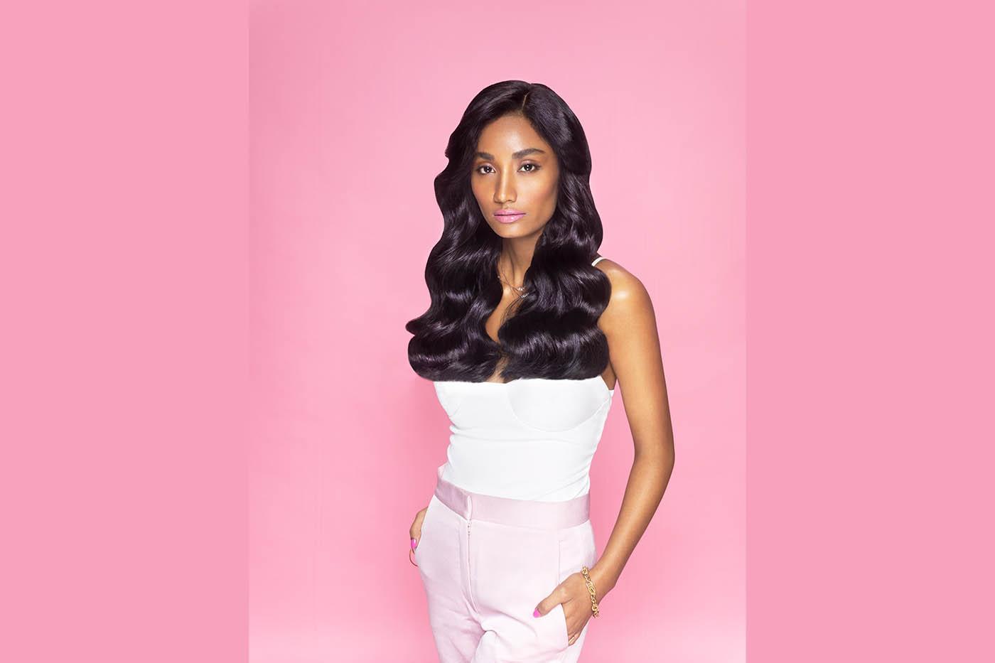 Trend Alert: Glassy Hair Exclusive Shoot With Schwarzkopf Professional