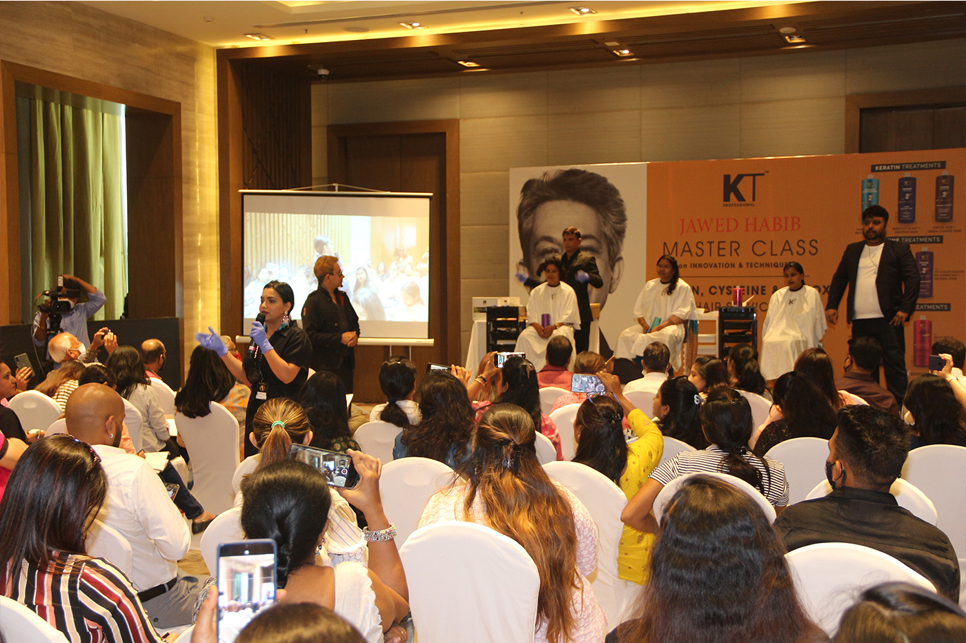 KT Professional signs Jawed Habib as brand spokesperson