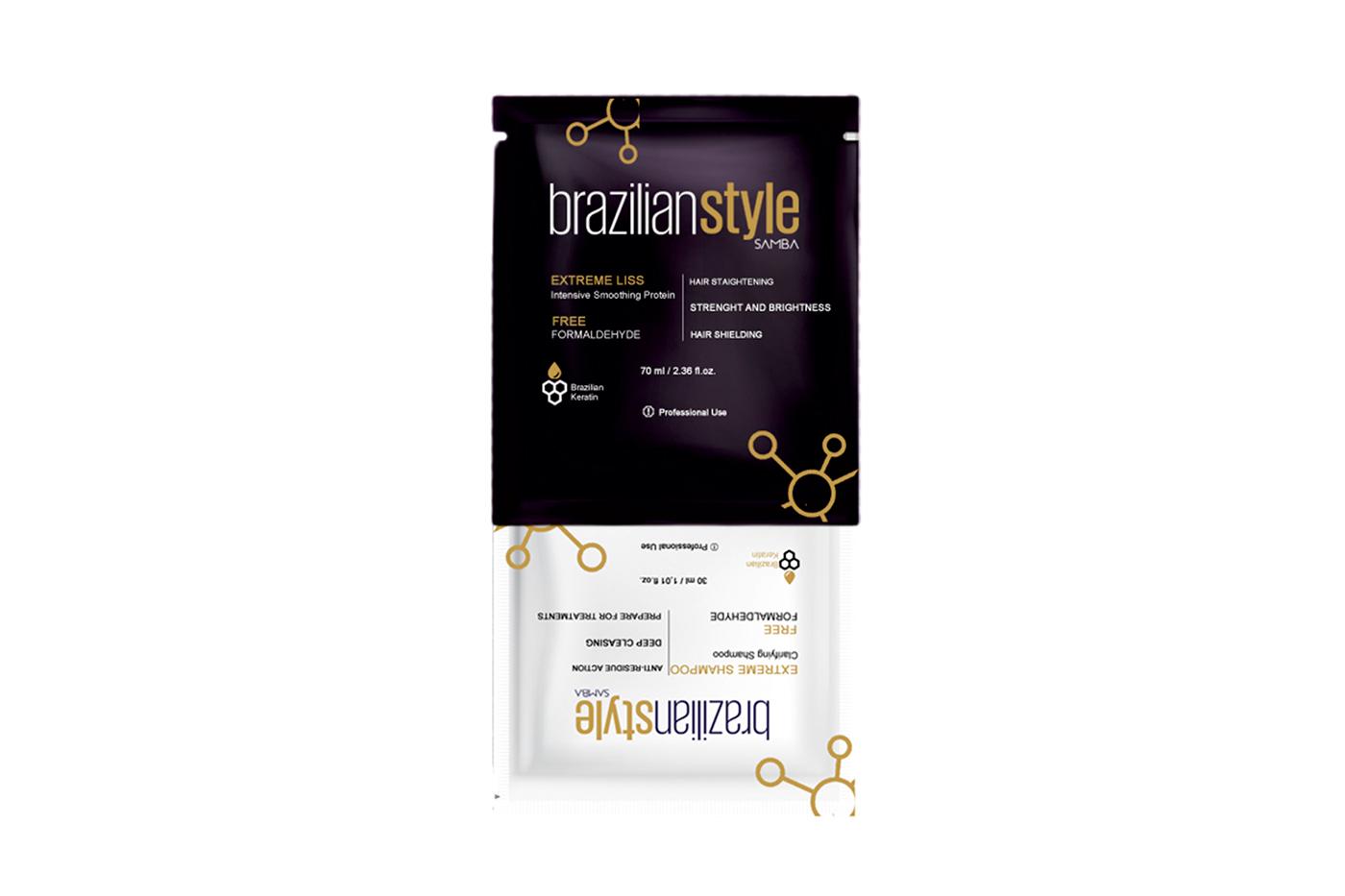 Brazilian Style Samba introduces products for keratin treatments