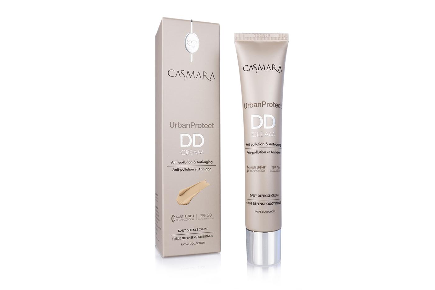 Casmara's DD cream for skin protection