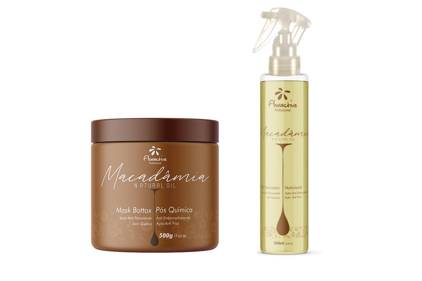 Floractive Professional's SOS Botox treatment for hair rejuvenation