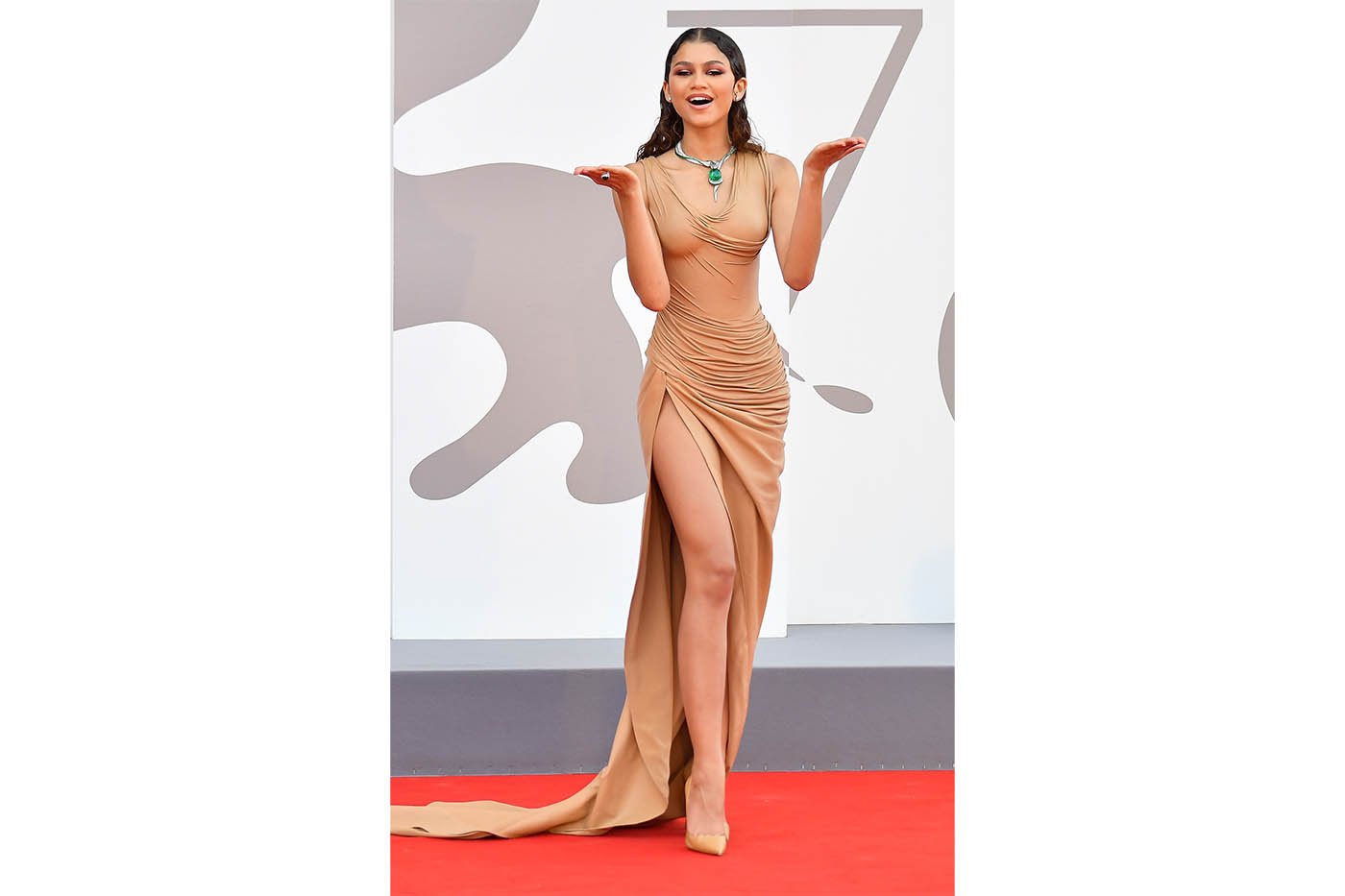 Best looks from Venice International Film Festival 2021