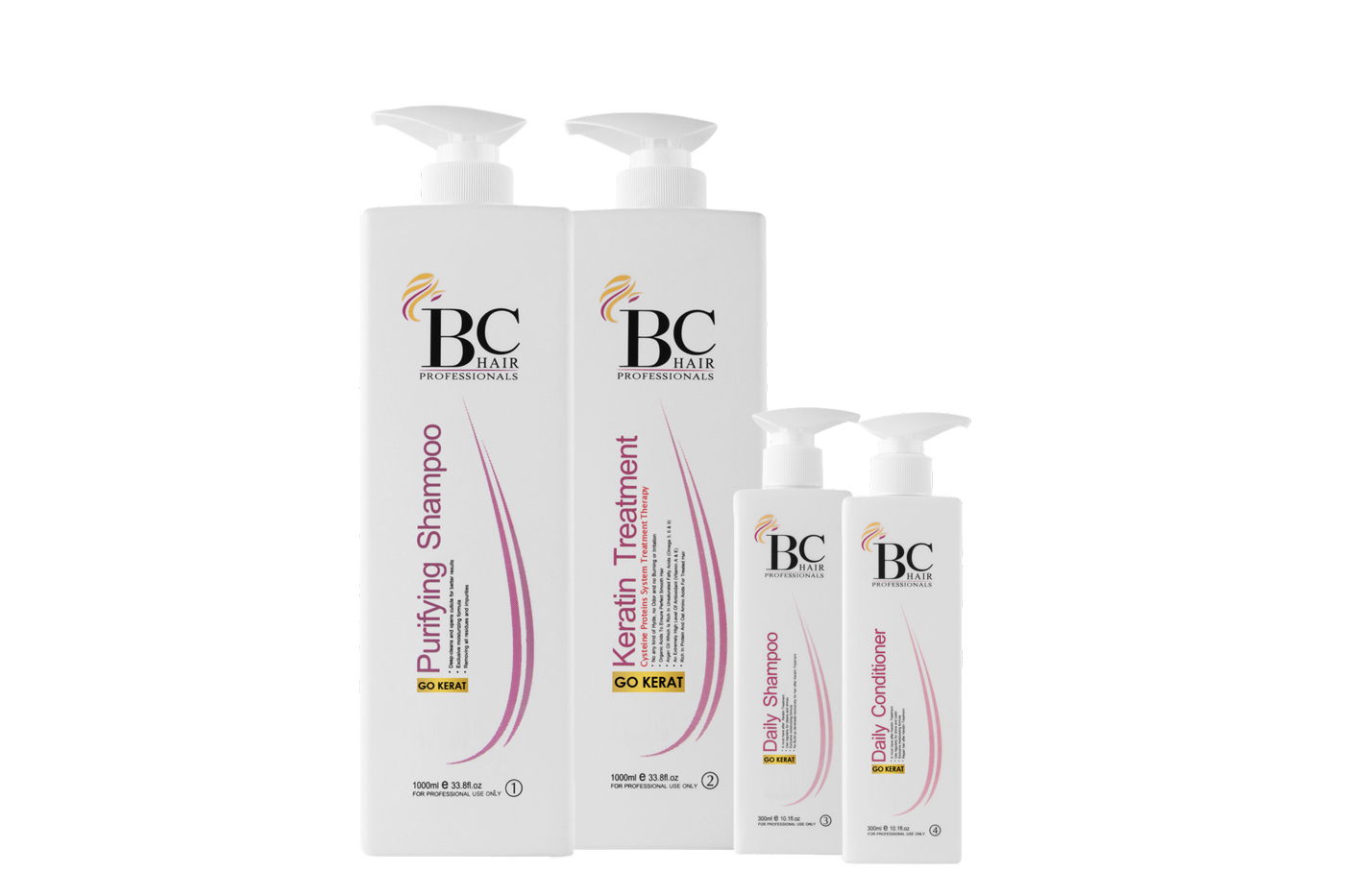 Berina presents hair care range for strong and healthy tresses