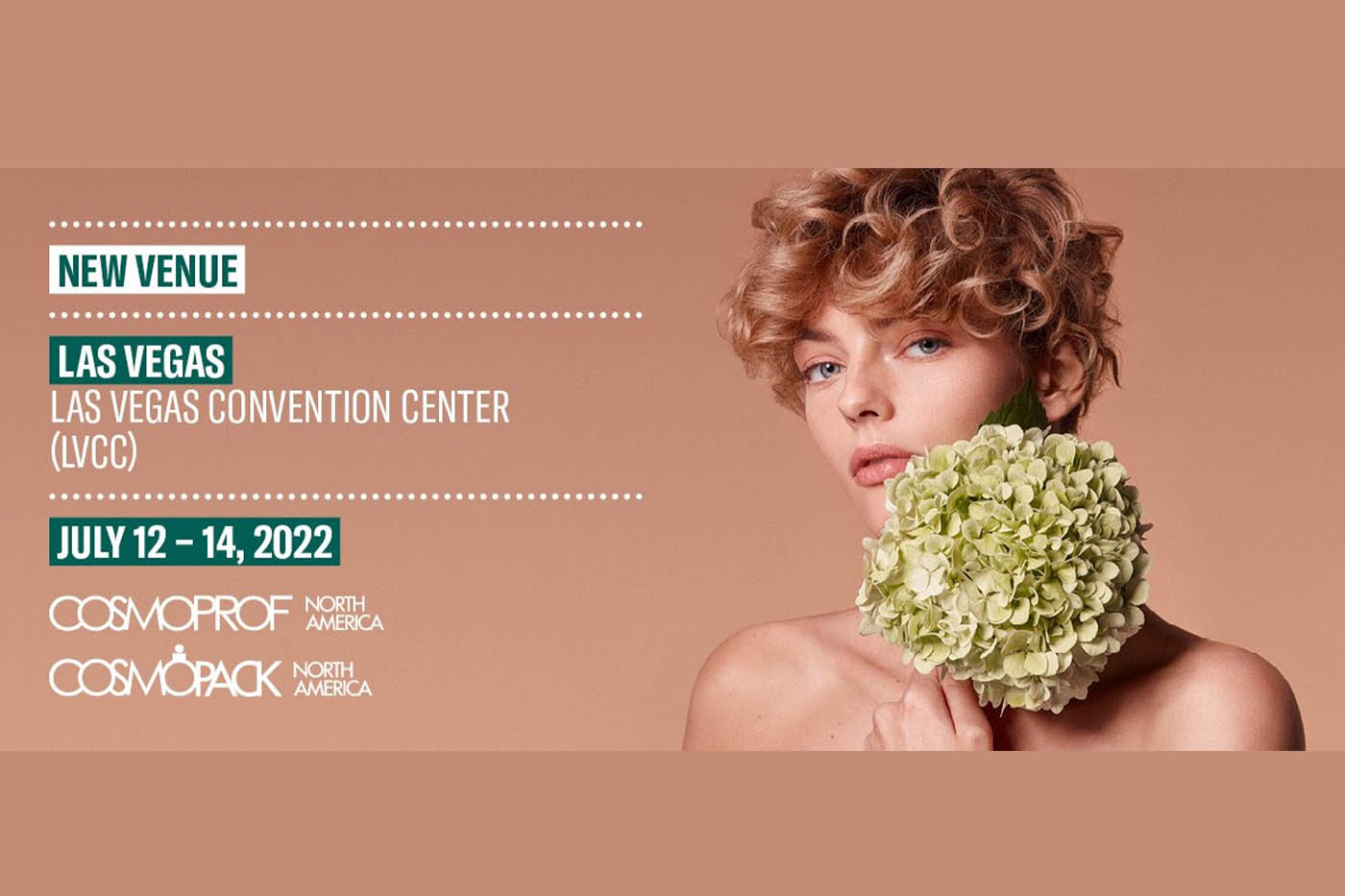 Cosmoprof North America to host 19th edition in July 2022 in Las Vegas