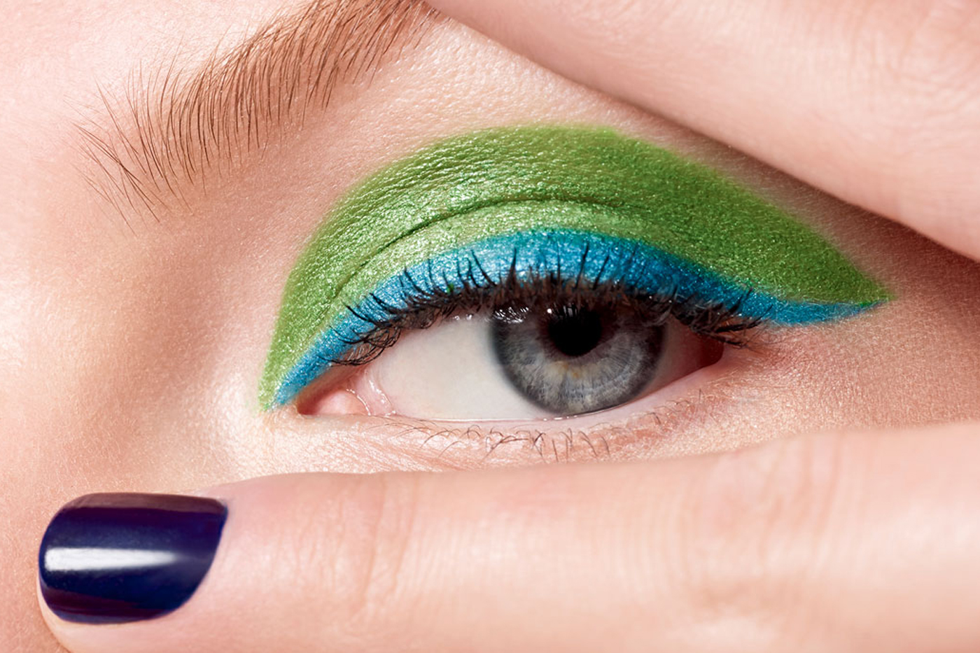 Two-Tone Liner