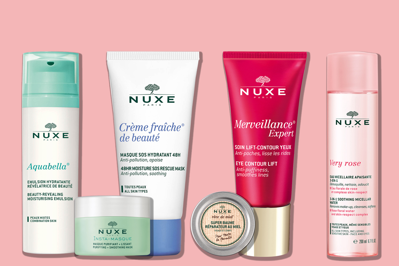 Nykaa brings French brand, Nuxe on board