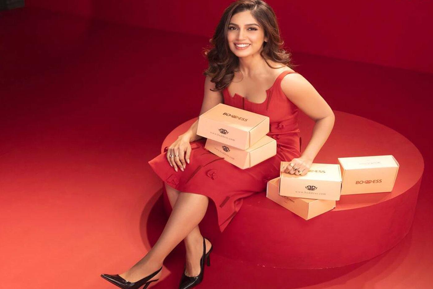 Boddess.com announces Bhumi Pednekar as brand ambassador