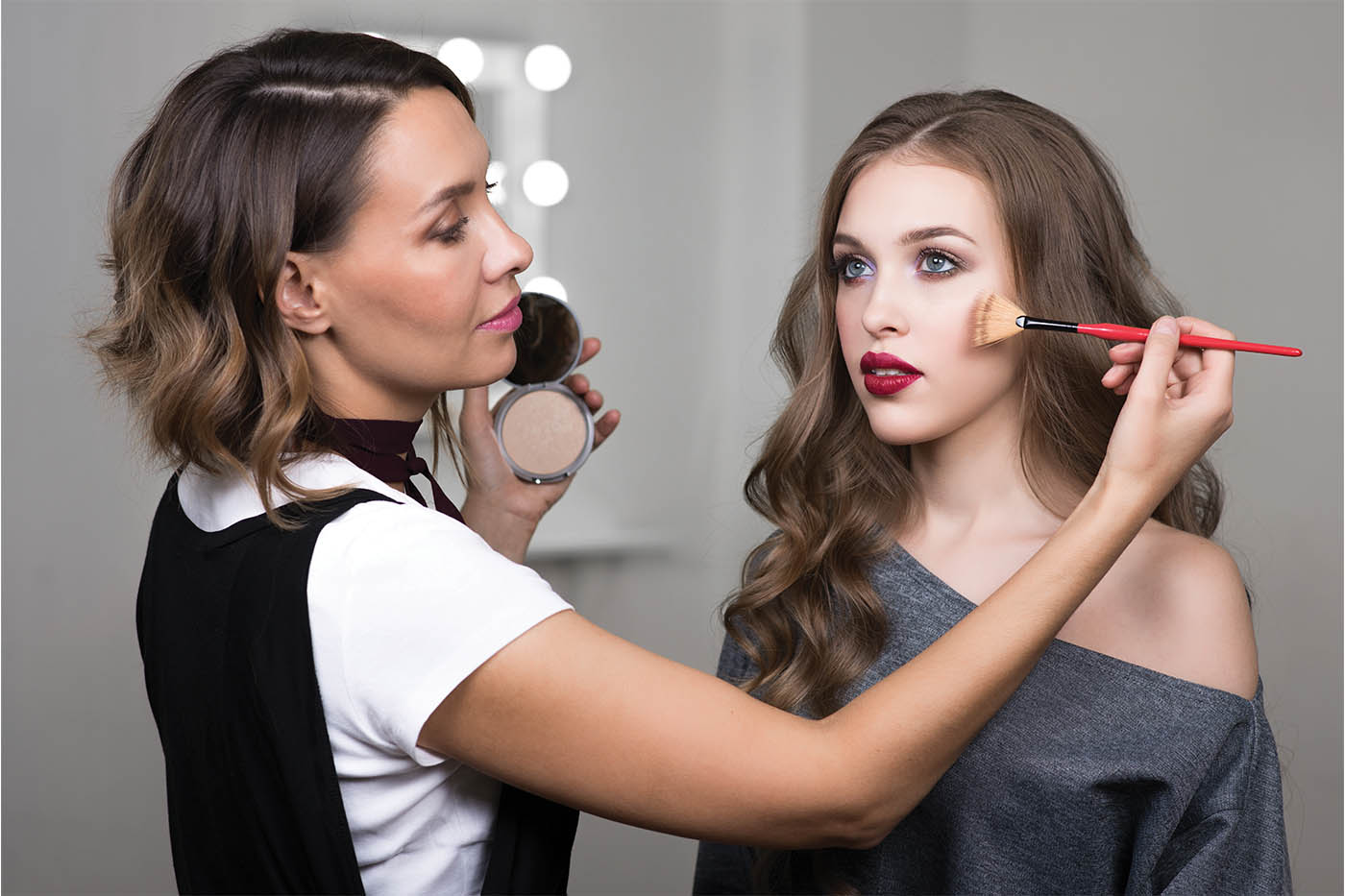 How can Make-up artists perfect their skills?