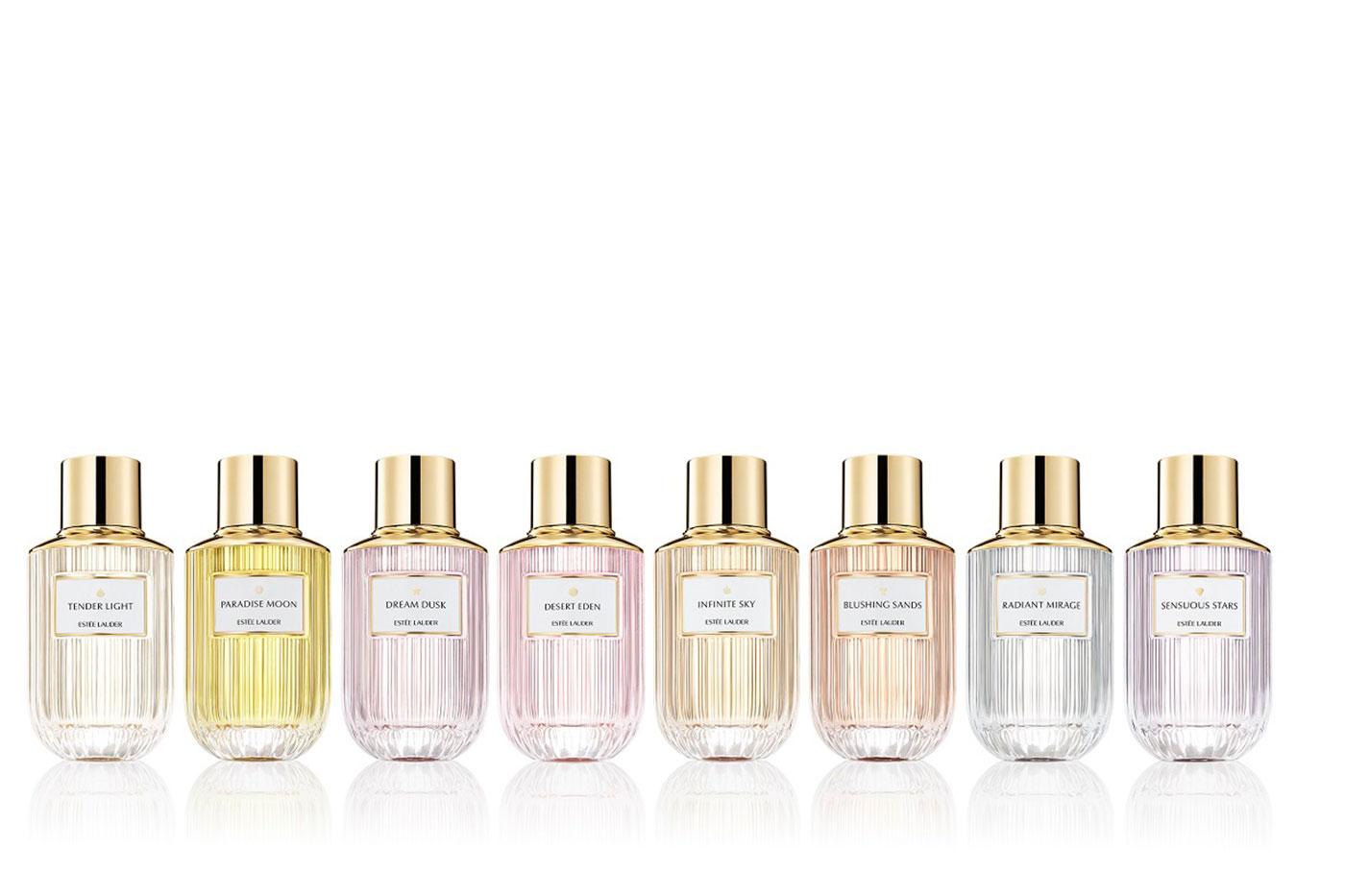 Estee Lauder launches a luxury fragrance range