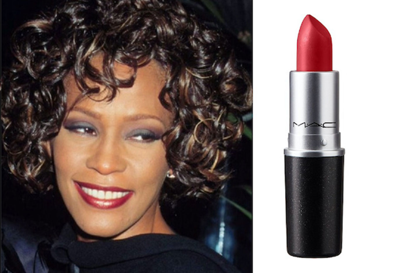 M.A.C. to launch Whitney Houston collection by end 2022
