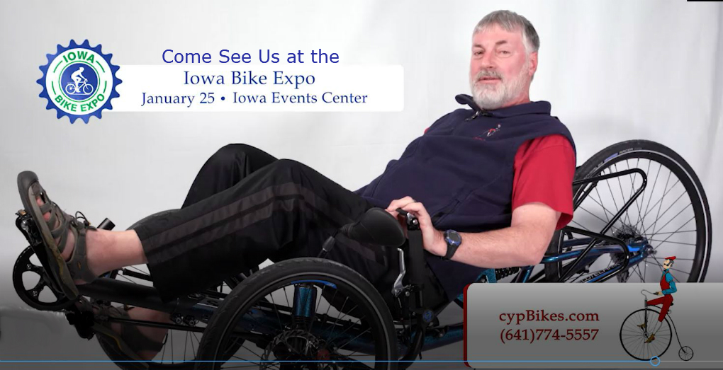 Iowa Bike Expo 2020