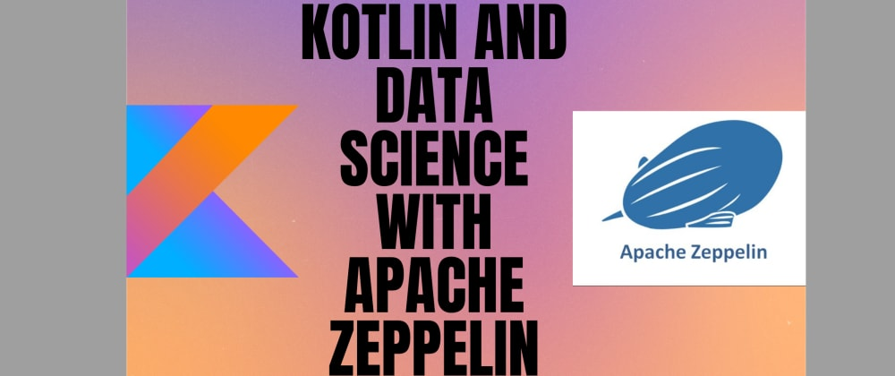 Cover image for Data Science on the JVM with Kotlin and Zeppelin