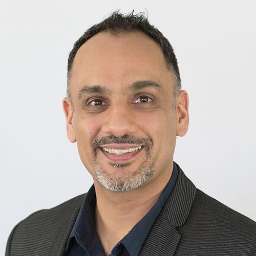 Headshot of Dr Harry Singh