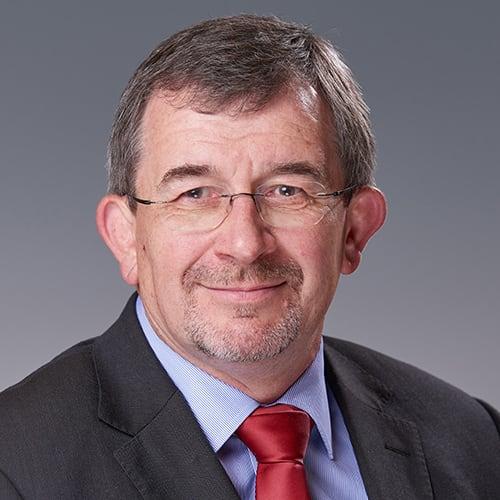 Professor Angus Walls - headshot