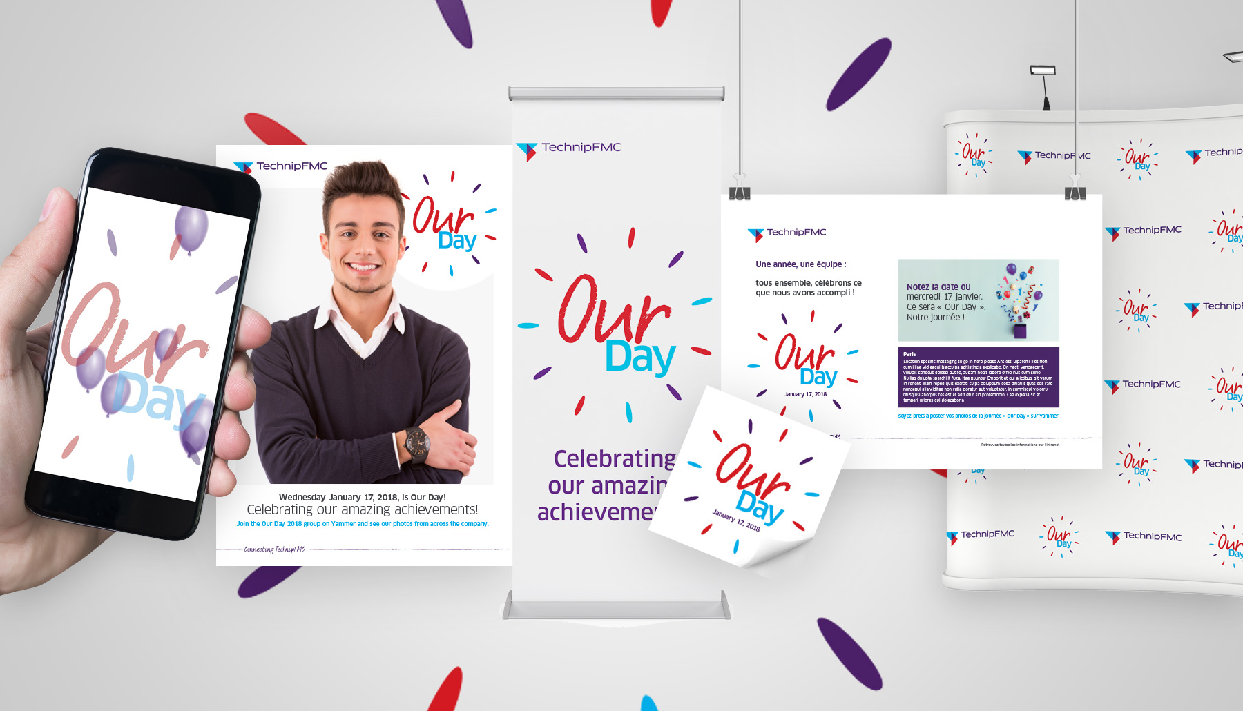 TechnipFMC Our Day collateral