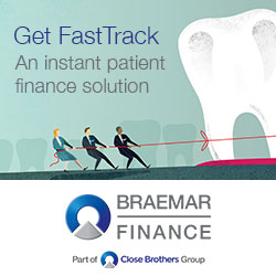 Get FastTrack: An instant patient finance solution. Braemar finance.