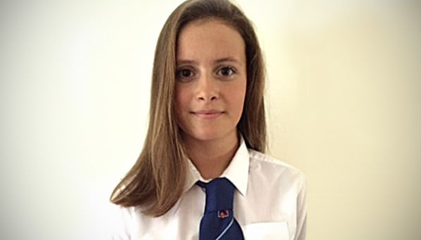 Zoe Cameron joins us for work experience