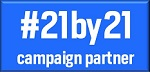#21by21 campaign partner