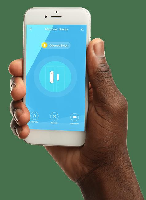 Phone-Sensor-App