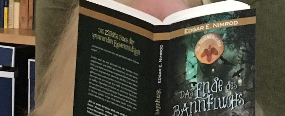 """""""Das Ende des Bannfluchs"""" von Edgar E. Nimrod"""