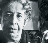 """""""Menschen in finsteren Zeiten"""" von Hannah Arendt"""