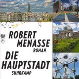 """Die Hauptstadt"" von Robert Menasse"