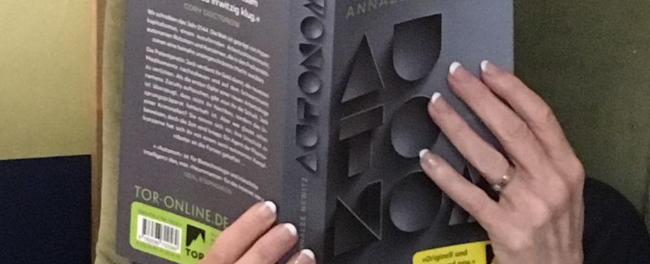autonom Bücherblog Sciencefiction