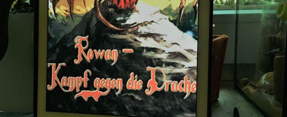 Magier rowan event