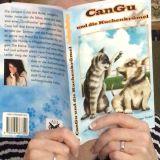 """""""CanGu und die Kuchenkrümel"""" von Audrey Harings"""
