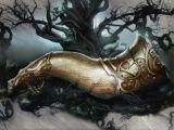 """""""Die Hexenholzkrone 1"""" von Tad Williams"""