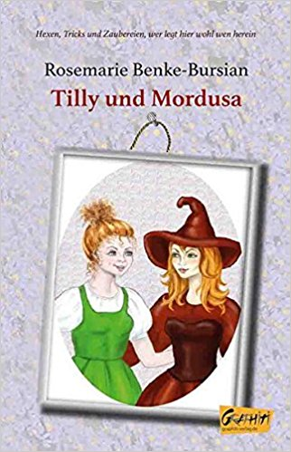 """Tilly und Mordusa"" Book Cover"