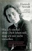 hannah arendt cover briefe