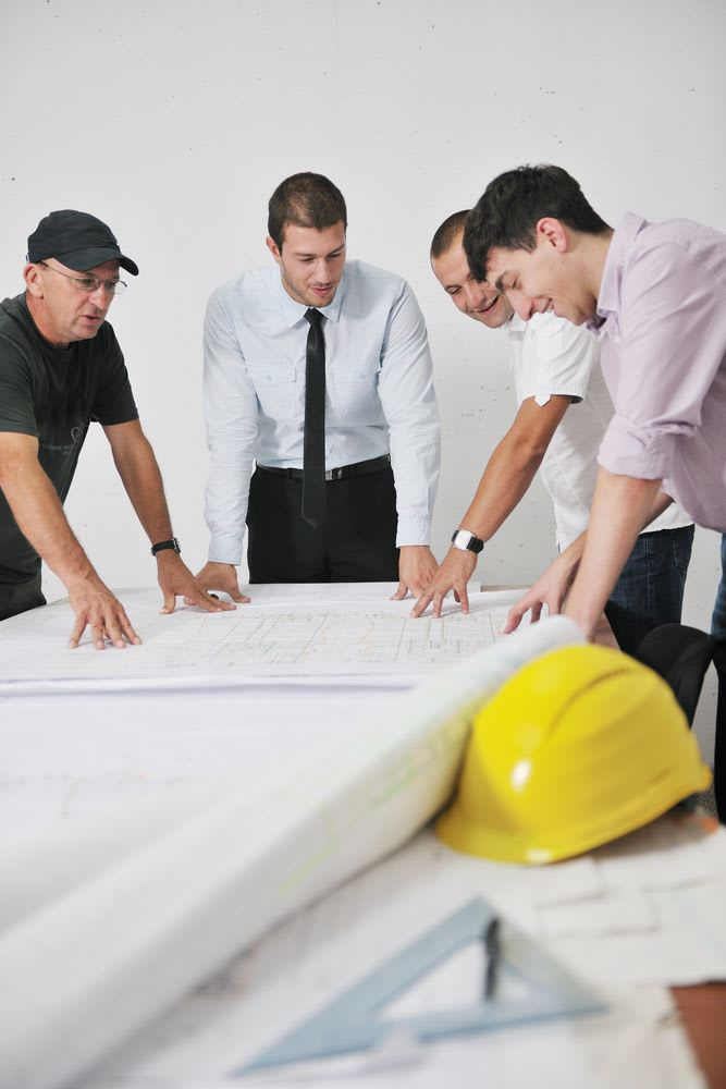 new construction company business plan