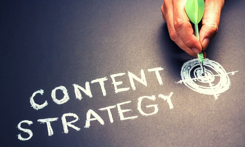 Content Marketing Strategy For Construction