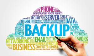 why need Backup your website