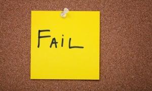 fail business plan
