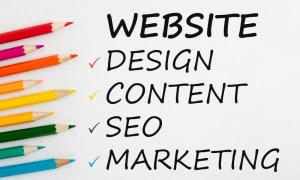 step Website management
