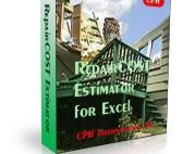RepairCOST Estimator in Excel