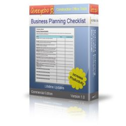 Business Planning Checklist in Excel