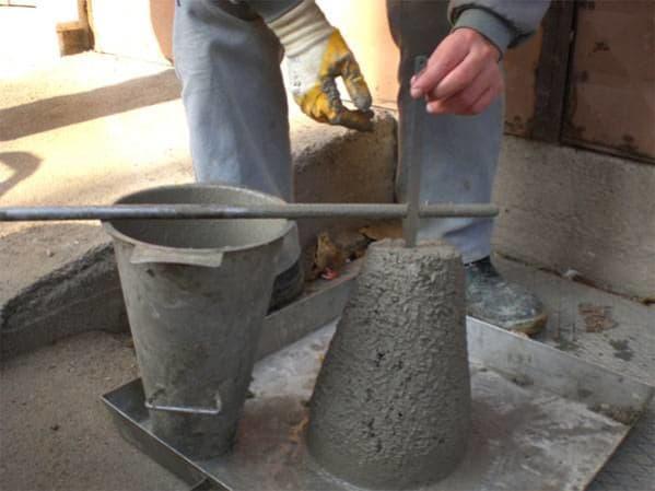 Dosagem do concreto