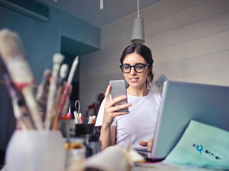 Imagem de destaque do post Como ser menos estressado(a) no trabalho: dicas para empreendedores