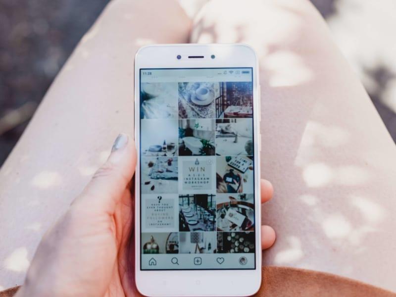 Imagem de destaque do post Legendas para Instagram criativas: inspire-se e bombe o perfil da sua marca!