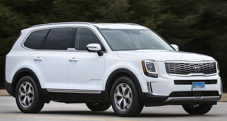 Best Snow Cars 2020 2020 Kia Telluride Ready to Meet Family Needs   Consumer Reports