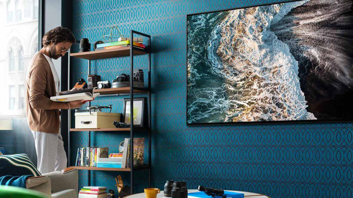 Samsung Q900 8K TV Review - Consumer Reports